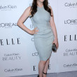 Stock Photo: Kat Dennings at 17th Annual Women in Hollywood Tribute, Four Seasons Hotel, Los Angeles, CA. 10-18-20