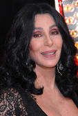 Cher - singer — Foto de Stock