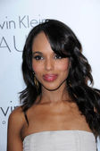 Kerry Washington at the 17th Annual Women in Hollywood Tribute, Four Seasons Hotel, Los Angeles, CA. 10-18-20 — Stock Photo