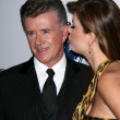 Alan Thicke and wife at the 32nd Anniversary Carousel Of Hope Ball, Beverly Hilton Hotel, Beverly Hills, CA. 10-23-10 — Stock Photo