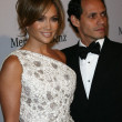 Постер, плакат: Jennifer Lopez and Marc Anthony
