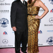 Alan Thicke and wife at the 32nd Anniversary Carousel Of Hope Ball, Beverly Hilton Hotel, Beverly Hills, CA. 10-23-10 — Stock Photo #14482805