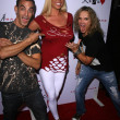 Stock Photo: Adam Saaks, Mary Carey, Michael Starr at Adam Saaks Flagship Store Opening, Adam Saaks Store, Los Angeles, CA. 10-10-10