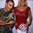 Adam Saaks and Mary Carey at Adam Saaks Flagship Store Opening, Adam Saaks Store, Los Angeles, CA. 10-10-10 — Stock Photo #14484659