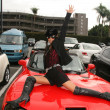 Stock Photo: Bai Ling at 2nd Annual Rally For Kids With Cancer Scavenger Cup Start Your Engines Brunch, Roosevelt Hotel, Hollywood, CA. 10-23-10