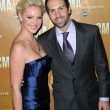 Постер, плакат: Katherine Heigl and Josh Kelly at the 44th Annual CMA Awards Bridgestone Arena Nashville TN 11 10 10