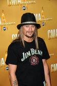 Kid Rock at the 44th Annual CMA Awards, Bridgestone Arena, Nashville, TN. 11-10-10 — Stock Photo