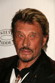 Johnny Hallyday at the 6th Annual Pink Party, W Hotel, Hollywood, CA. 09-25-10 — Stock Photo