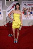 Alexandra Ella at the You Again Los Angeles Premiere, El Capitan Theater, Hollywood, CA. 09-22-10 — Stock Photo