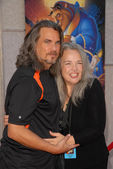 Robby Benson and Karla DeVito — Stock Photo