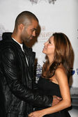 Tony Parker and Eva Longoria Parker — Photo
