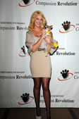 Katherine Heigl at a Press Conference For JDHF Animal Advocacy, Four Seasons Hotel, Beverly Hills, CA. 09-23-10 — Foto Stock