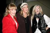Barbara Eden, Diane Ladd, Connie Stevens — Fotografia Stock