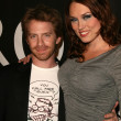 Seth Green and Clare Grant — Stok fotoğraf