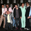 """Jackass 3-D"" cast — Stock Photo"