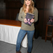 "Hilary Duff  at an in-store appearance to sign copies of her novel ""Elixir,"" Barnes & Noble, Los Angeles, CA. 10-19-10 - Foto Stock"