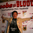 Yutaka Ikejima  at the Boobs and Blood International Film Festival Opening Night, New Beverly Cinema, Los Angeles, CA. 09-24-10 — Stock Photo