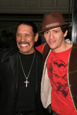"""Danny Trejo and Clifton Collins Jr. at the World Premiere of """"Devil,"""" The London, West Hollywood, CA. 09-15-10 — Stock Photo"""