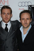 Ryan Gosling, Derek Cianfrance — Stock Photo