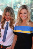 AnnaLynne McCord, Malin Akerman — Stock Photo