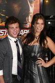Jonathan Lipnicki and Katelyn Pippy — Stock Photo