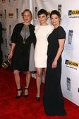 Chloe Sevigny, Ginnifer Goodwin and Jeanne Tripplehorn — Stock Photo