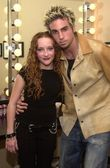 Wade Robson and Scarlett Pomers — Foto Stock