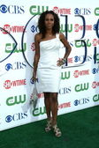 Holly Robinson Peete at the CBS, The CW, Showtime Summer Press Tour Party, Beverly Hilton Hotel, Beverly Hills, CA. 07-28-10 — Stock Photo