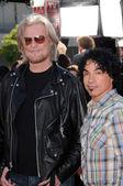 Daryl Hall and John Oates — Stock Photo