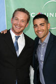 Cole Hauser and Jesse Metcalfe — Stock Photo