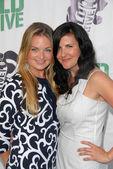 Jennifer O'Neill and Mary Pat — Stock Photo