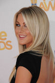 Julianne Hough at the 2010 MTV Movie Awards Arrivals, Gibson Amphitheatre, Universal City, CA. 06-06-10 — Stock Photo