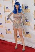 Katy Perry at the 2010 MTV Movie Awards Arrivals, Gibson Amphitheatre, Universal City, CA. 06-06-10 — Stock Photo