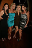 Jamie Carson, Kelly Aldrich, Alana Curry and Meghan Noone — Stock Photo