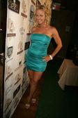 Kelly Aldrich at the Lets Kick It For Kenya Concert Benefit, Eleven, West Hollywood, CA. 06-04-10 — Stock Photo