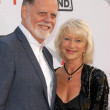 Taylor Hackford and Helen Mirren — Stockfoto #14603679