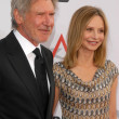 ������, ������: Harrison Ford and Calista Flockhart