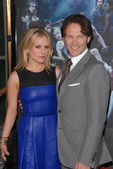 Anna Paquin, Stephen Moyer — Stockfoto