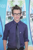 Kevin McHale at the 2010 Teen Choice Awards - Arrivals, Gibson Amphitheater, Universal City, CA. 08-08-10 — Stock Photo
