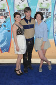 Mae Whitman, Miles Heizer, Sarah Ramos — Stock Photo