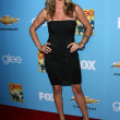 "Jessalyn Gilsig  at the ""GLEE"" Season 2 Premiere Screening and DVD Release Party, Paramount Studios, Hollywood, CA. 08-07-10 — Foto Stock"
