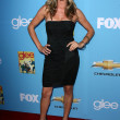 "Jessalyn Gilsig at the ""GLEE"" Season 2 Premiere Screening and DVD Release Party, Paramount Studios, Hollywood, CA. 08-07-10 — Stock Photo #14646943"