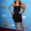 "Jessalyn Gilsig at the ""GLEE"" Season 2 Premiere Screening and DVD Release Party, Paramount Studios, Hollywood, CA. 08-07-10 — Stock Photo #14647125"