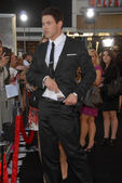 "Kellan Lutz at ""The Twilight Saga: Eclipse"" Los Angeles Premiere, L.A. Live, Los Angeles, CA. 06-24-10 — Stock Photo"