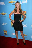 "Jessalyn Gilsig at the ""GLEE"" Season 2 Premiere Screening and DVD Release Party, Paramount Studios, Hollywood, CA. 08-07-10 — Zdjęcie stockowe"