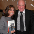 "Kate Linder and Jerry Weintraub at celebration of Jerry Weintraub's New Book ""When I Stop Talking You'll Know I'm Dead,"" Barney's New York, Beverly Hills, CA. 05-18-10 — Stock Photo #14650857"