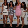 Sammi Giancola, Angelina 'Jolie' Pivarnick, Jenni JWOWW Farley and Nicole 'Snookie' Polizzi — Stock Photo