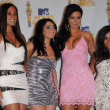 Sammi Giancola, Angelina 'Jolie' Pivarnick, Jenni JWOWW Farley and Nicole 'Snookie' Polizzi — Stock Photo #14655655