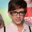 Kevin McHale at the 'Glee' Academy Event, Henry Fonda Theater, Hollywood, CA. 07-27-10 — Stock Photo #14656737