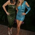 Holly Fields and Paula Labaredas at The 36th Annual Saturn Awards, Castaways Restaurant, Burbank, CA. 06-24-10 — Stock Photo #14658463